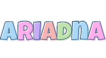 Ariadna pastel logo