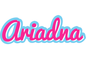 Ariadna popstar logo