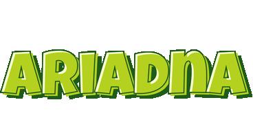 Ariadna summer logo