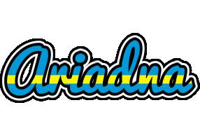 Ariadna sweden logo