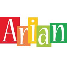 Arian colors logo