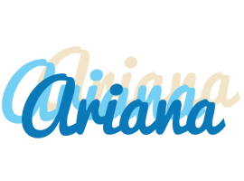 Ariana breeze logo