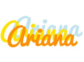 Ariana energy logo