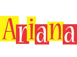 Ariana errors logo