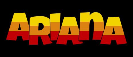 Ariana jungle logo