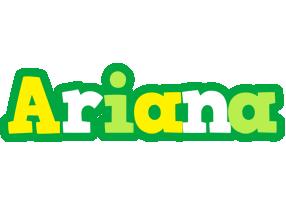 Ariana Logo | Name Logo Generator - Popstar, Love Panda ...