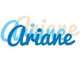 Ariane breeze logo