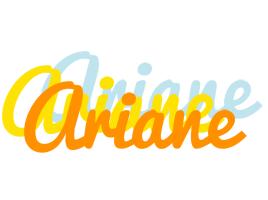 Ariane energy logo