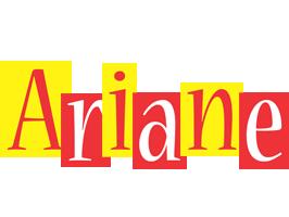 Ariane errors logo