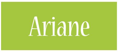 Ariane family logo