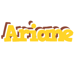 Ariane hotcup logo