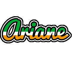 Ariane ireland logo