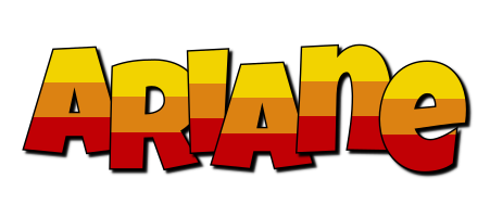 Ariane jungle logo