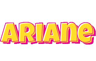 Ariane kaboom logo