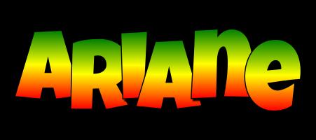 Ariane mango logo