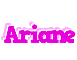 Ariane rumba logo