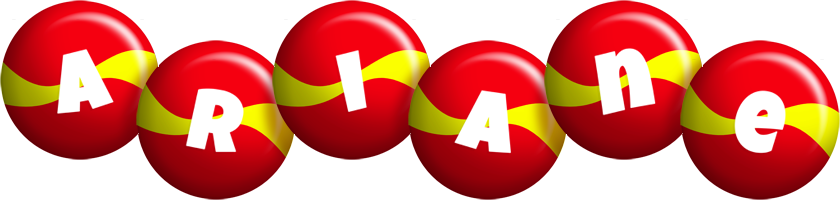 Ariane spain logo