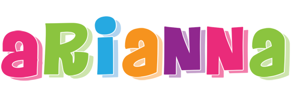 Arianna Logo Name Logo Generator I Love Love Heart