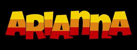 Arianna jungle logo