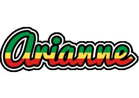 Arianne african logo