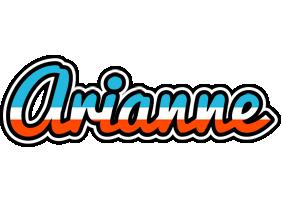 Arianne america logo