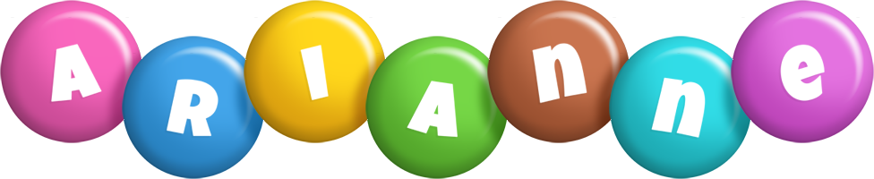 Arianne candy logo