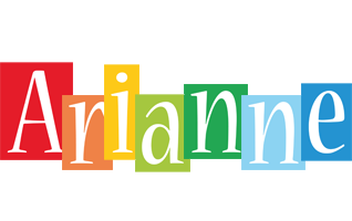 Arianne colors logo