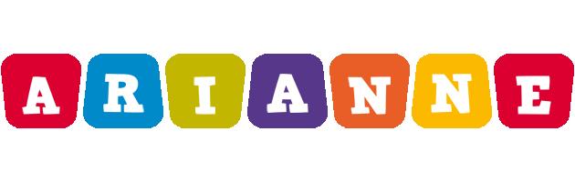 Arianne daycare logo