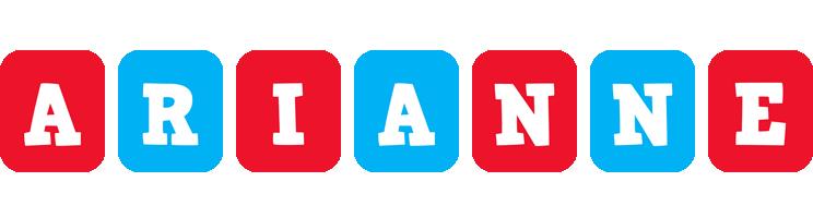 Arianne diesel logo