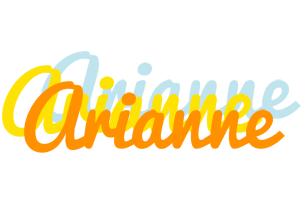 Arianne energy logo