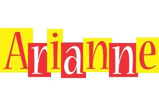 Arianne errors logo