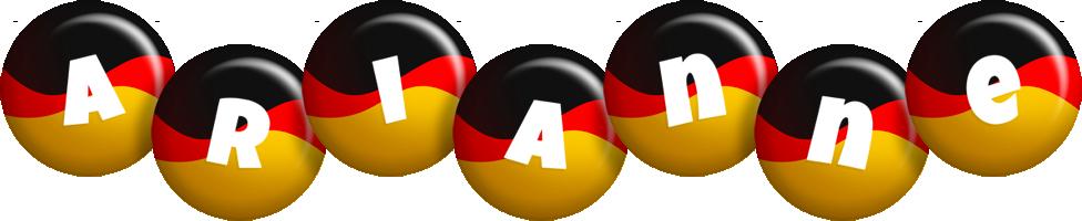 Arianne german logo