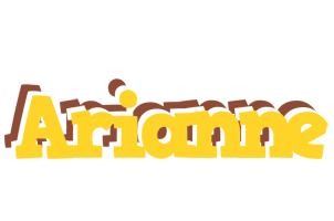 Arianne hotcup logo