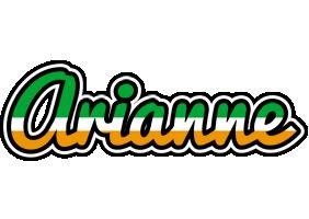Arianne ireland logo