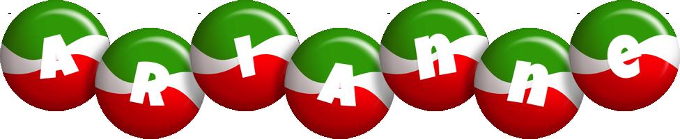 Arianne italy logo