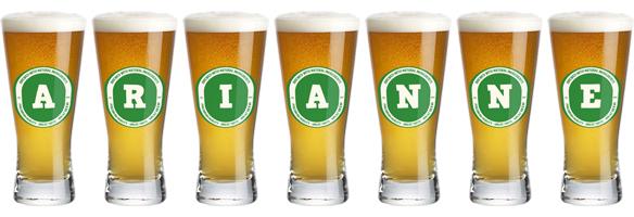 Arianne lager logo