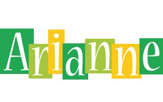 Arianne lemonade logo