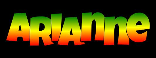 Arianne mango logo