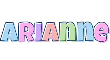 Arianne pastel logo