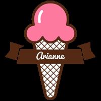 Arianne premium logo