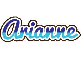 Arianne raining logo