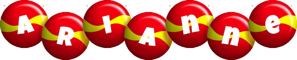 Arianne spain logo