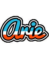 Arie america logo