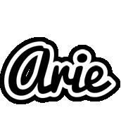 Arie chess logo