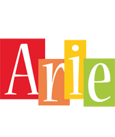 Arie colors logo