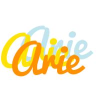 Arie energy logo