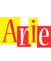 Arie errors logo
