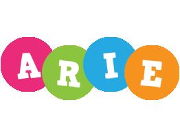 Arie friends logo