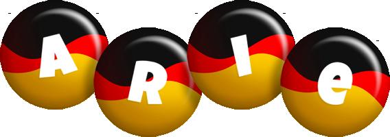 Arie german logo