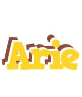 Arie hotcup logo